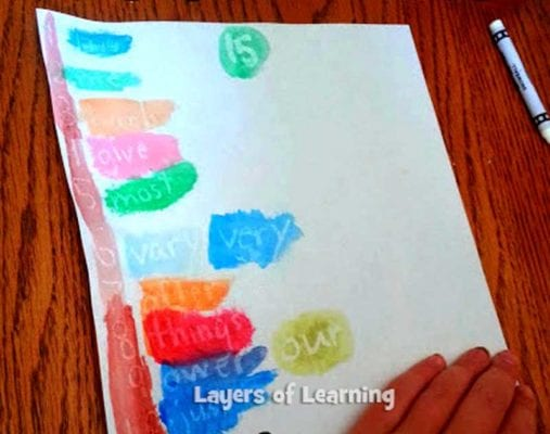 Magic Spelling – A Spelling Activity