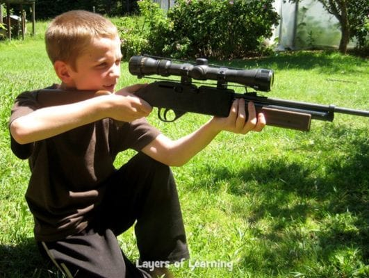 The Second Amendment For Kids