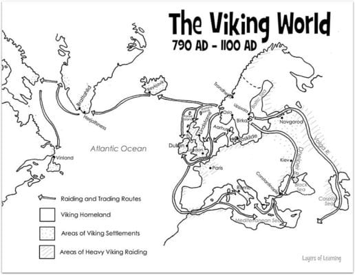 Viking People - Layers of Learning