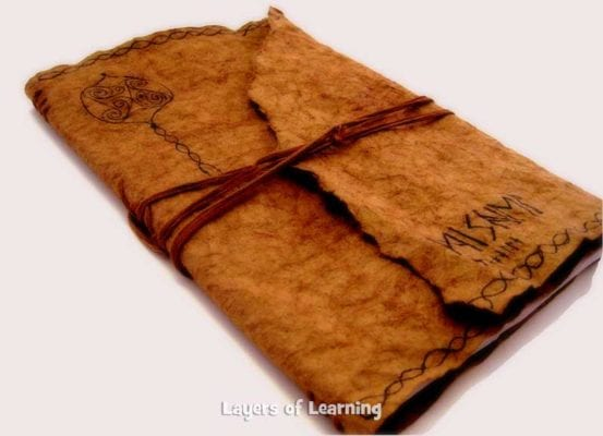 Medieval Book Making Craft