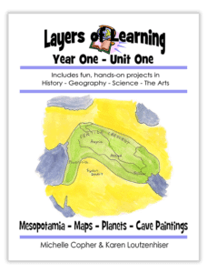 Layers of Learning Unit 1-1