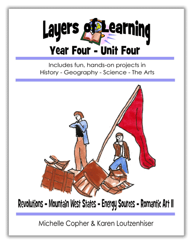 Layers of Learning Unit 4-4