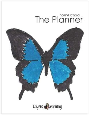 Middle Grades Planner Cover