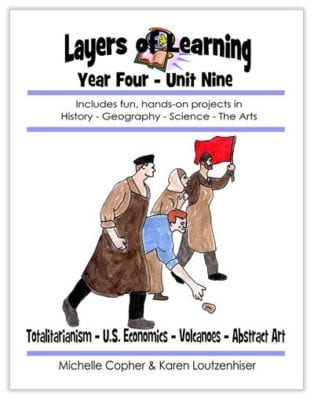Layers of Learning Unit 4-9 cover
