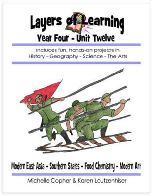 Layers of Learning Unit 4-12 cover