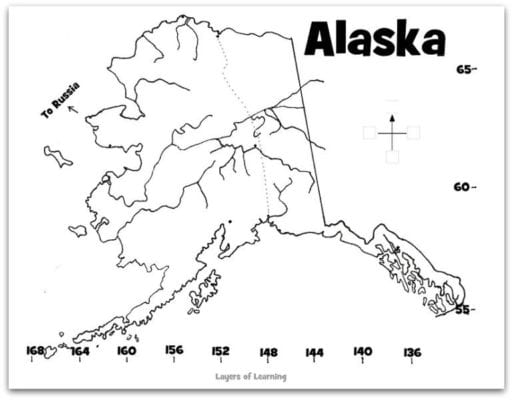 Image Result For Map Of Juneau Alaska
