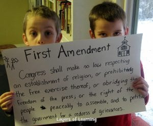 amendment essay first important most why The first amendment to the us constitution is arguably one of the most important laws in america it prohibits the enactment of any laws respecting the.