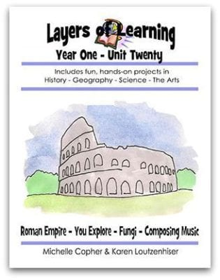 Layers of Learning Unit 1-20
