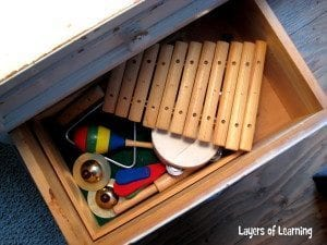 Make a play dough exploration station.