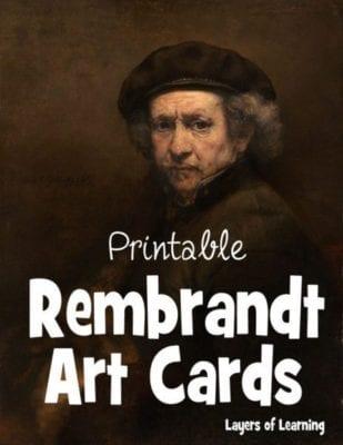 Printable-Rembrandt-Art-Cards