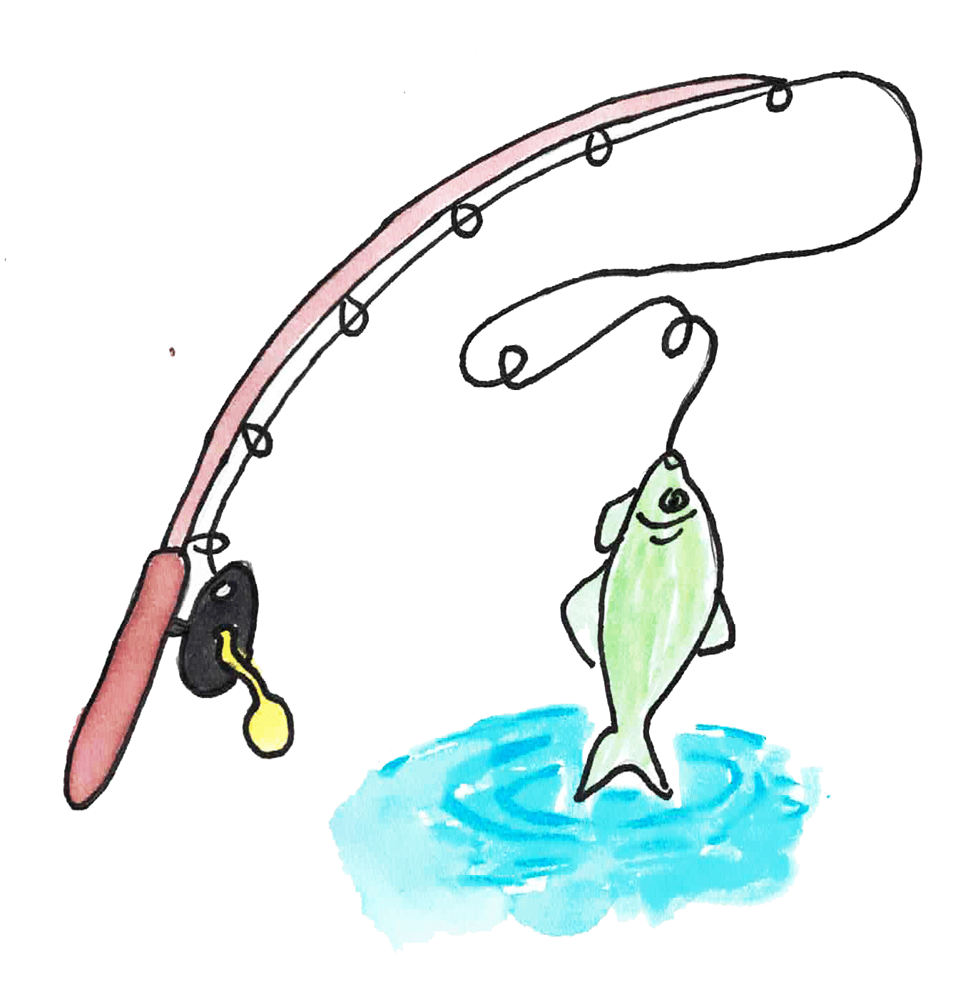 Persuading is like Fishing