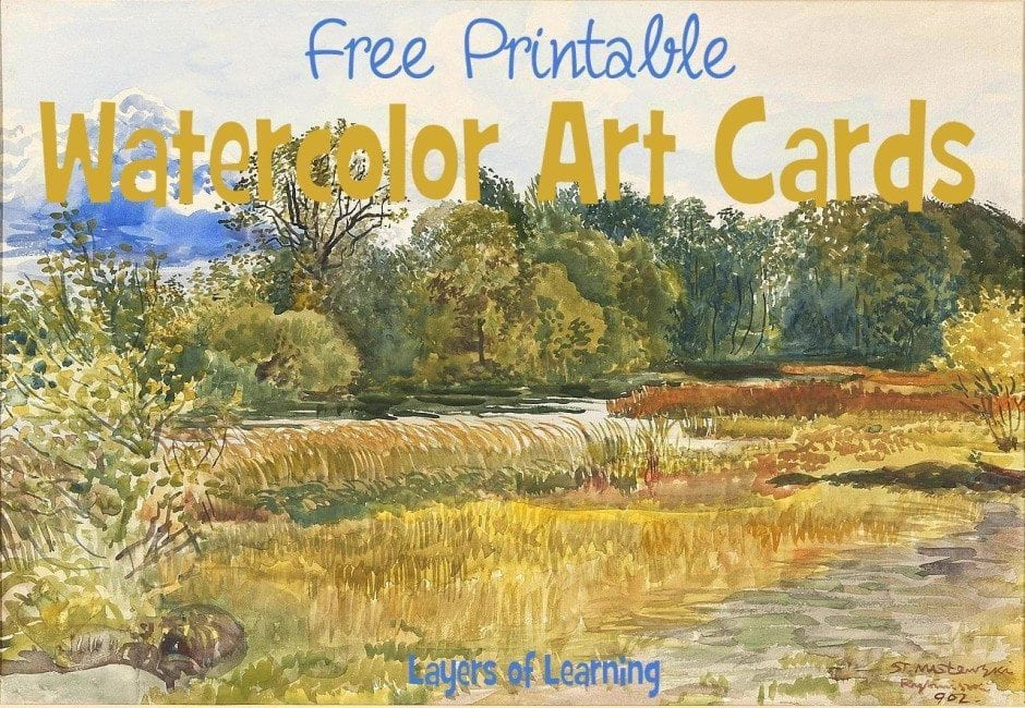 watercolor art cards2