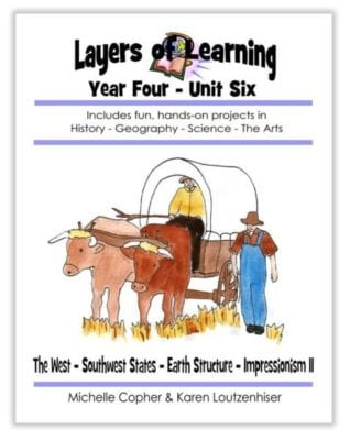 Layers of Learning Unit 4-6