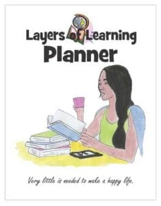 Layers of Learning Planner