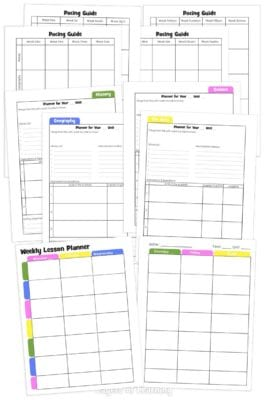 Three Step Planning in Layers of Learning Planner