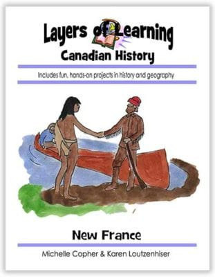 New France unit from Layers of Learning