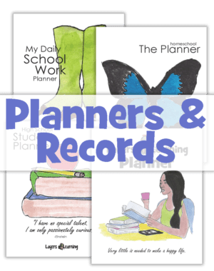 Planners & Records
