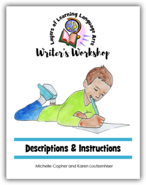 Descriptions & Instructions Cover