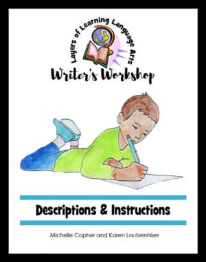 Descriptions & Instructions Cover