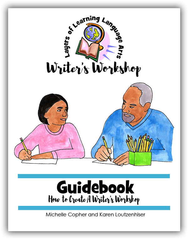 Guidebook: How to Create a Writer's Workshop Cover