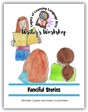 Fanciful Stories Cover