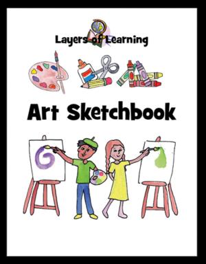 Art Sketchbook cover