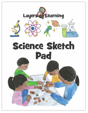 Cover of the Science Sketch Pad