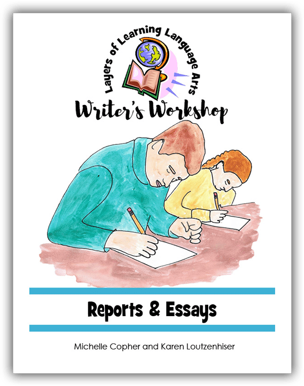 Reports & Essays Cover