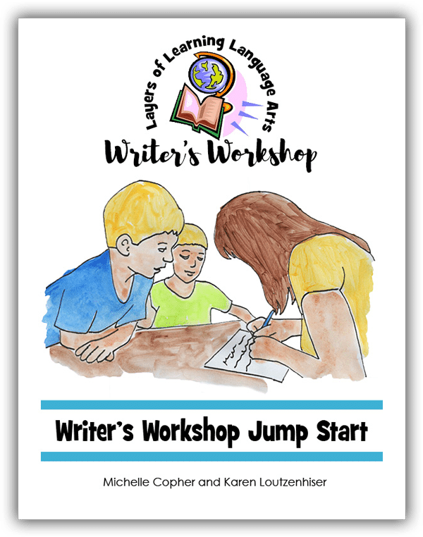 Writer's Workshop Jump Start Cover