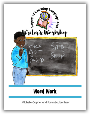 Word Work Cover
