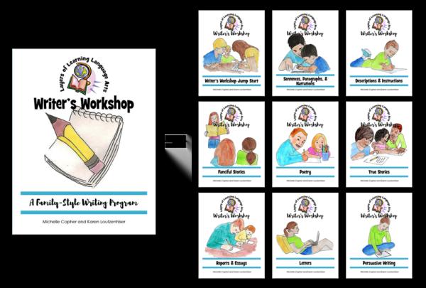 Writer's Workshop equals nine writing unit